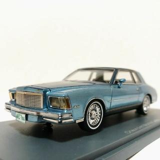 シボレー(Chevrolet)のNEO/'78 Chevyシボレー MonteCarloモンテカルロ 1/43(ミニカー)