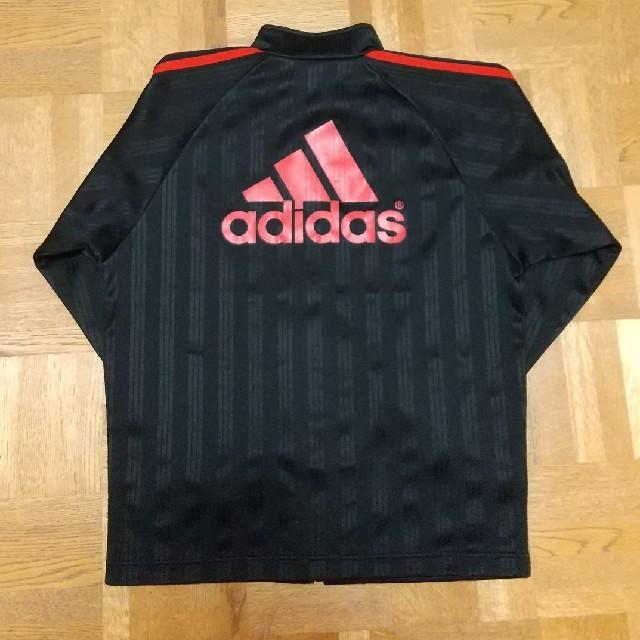 adidas(アディダス)のアディダス  サイズ140ジャージ キッズ/ベビー/マタニティのキッズ服男の子用(90cm~)(Tシャツ/カットソー)の商品写真