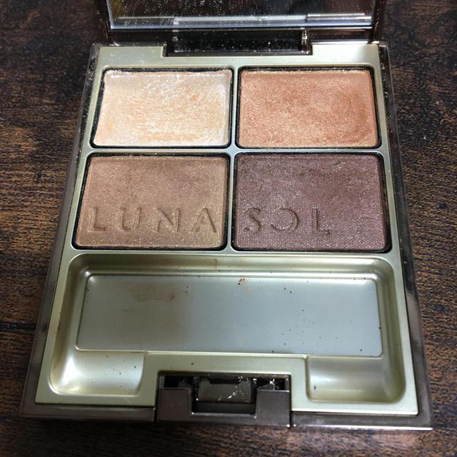 LUNASOL(ルナソル)のルナソル スキンモデルアイズ 02 コスメ/美容のベースメイク/化粧品(アイシャドウ)の商品写真
