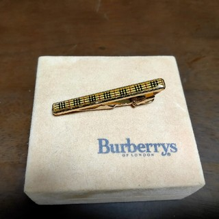 バーバリー(BURBERRY)の【最終値下げします】Burberrys ネクタイピン(ネクタイピン)