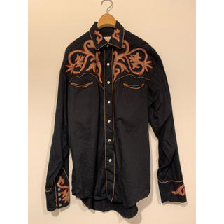 ロックマウント(ROCKMOUNT)のロックマウント rockmount 美品 ウエスタンシャツ シャツ #6715(シャツ)