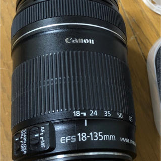 Canon - Canon EF-S 18-135mm F3.5-5.6 IS