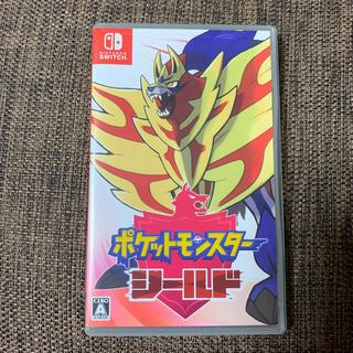 Nintendo Switch - ポケモン シールド 美品 スイッチ 任天堂 ソフト