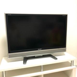 アクオス(AQUOS)のテレビ/ TV  SHARP AQUOS E ES50 LC-37ES50(テレビ)