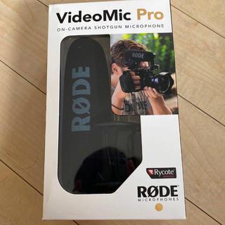 【美品】RODE ロード VideoMic Pro Rycote