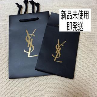 イヴサンローランボーテ(Yves Saint Laurent Beaute)のYSL イヴサンローラン プレゼント用🎁ラッピングセット (ショップ袋)