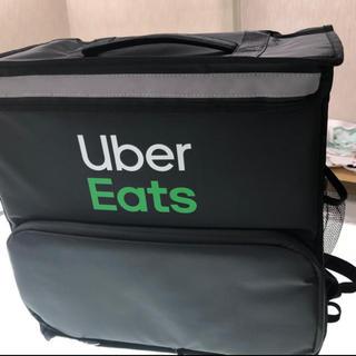 ウーバーイーツ Uber Eats リュック