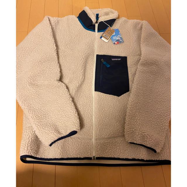 patagonia(パタゴニア)のパタゴニア レトロx ナチュラル L メンズのジャケット/アウター(ブルゾン)の商品写真