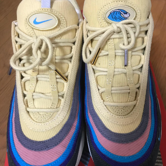 NIKE(ナイキ)のエアマックス1/97 ショーンウェザースプーン メンズの靴/シューズ(スニーカー)の商品写真