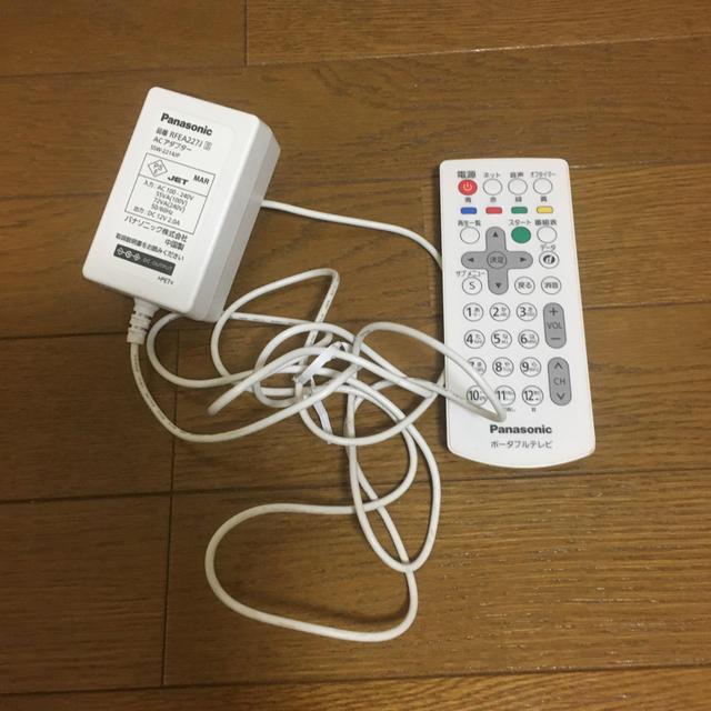 Panasonic(パナソニック)のSV-ME5000 Panasonic VIERA スマホ/家電/カメラのテレビ/映像機器(テレビ)の商品写真