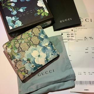 Gucci - GUCCI  グッチ 折り財布 ウォレット