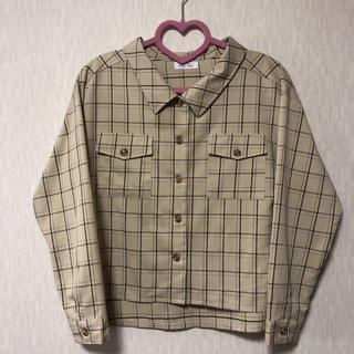 ワンウェイ(one*way)のone way チェックシャツ(シャツ/ブラウス(長袖/七分))