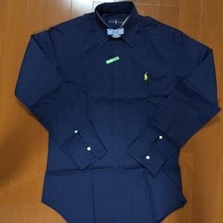 ラルフローレン(Ralph Lauren)のラルフローレン メンズ 紺色 シャツ(Tシャツ/カットソー(七分/長袖))