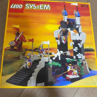 Lego - レゴブロック お城シリーズ ガイコツの塔 6078 廃盤