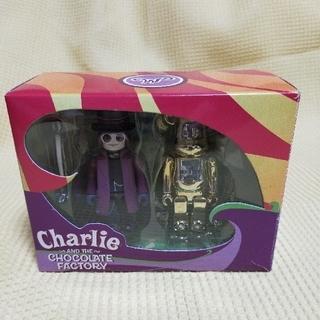 ★チャーリーとチョコレート工場★100%2体セット BE@RBRIBK