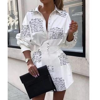 EMODA - 新品👜デザイナーファッションウエスト絞りタイトシャツ