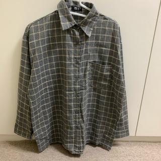 ゴゴシング(GOGOSING)のGOGOSING オーバーサイズシャツ チェックシャツ ゴゴシング(シャツ/ブラウス(長袖/七分))