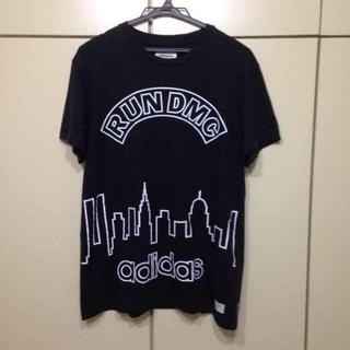アディダス(adidas)の激レア RUN DMC(Tシャツ/カットソー(半袖/袖なし))