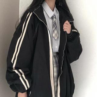 ハレ(HARE)のハレ カジュアルジャケット ブラック グレー(その他)