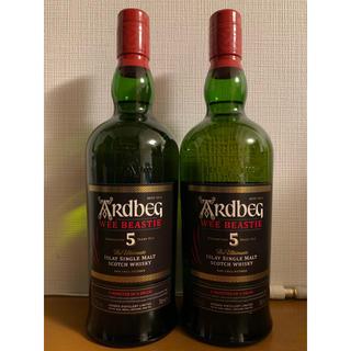 アードベッグ  ウィー・ビースティー 5年 2本(ウイスキー)