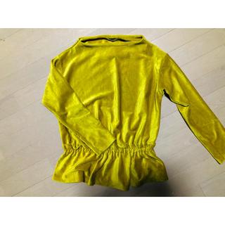 ショコラフィネローブ(chocol raffine robe)のコーデュロイ トップス(カットソー(長袖/七分))