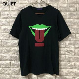 UNDERCOVER - 希少 UNDERCOVER アンダーカバー サイズ3 リップ LOGO Tシャツ