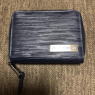 カルバンクライン(Calvin Klein)のCALVIN KLEIN 折り財布(折り財布)