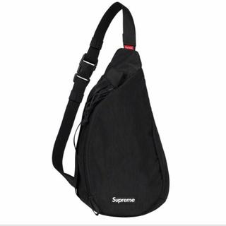 supreme 20FW sling bag Black 4L