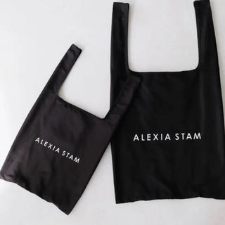 ALEXIA STAM - エコバッグ2点セット