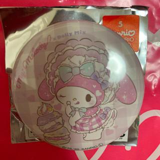 サンリオ マイメロディ Dolly Mix 缶バッジ マカロン ①