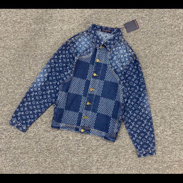 LOUIS VUITTON(ルイヴィトン)のジャケット メンズのジャケット/アウター(Gジャン/デニムジャケット)の商品写真