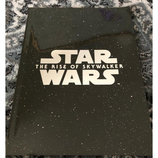 STARWARS スカイウォーカーの夜明け 限定版パンフレット