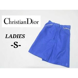 クリスチャンディオール(Christian Dior)のレディースS◇Christian Dior◇ キュロットパンツ ゴルフ(ウエア)