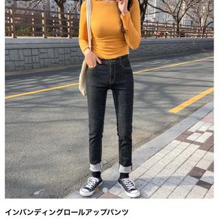 ディーホリック(dholic)の韓国通販 realcoco デニム ジーンズ パンツ(デニム/ジーンズ)