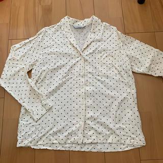 ゴゴシング(GOGOSING)の韓国通販 ドットシャツ gogosing(シャツ/ブラウス(長袖/七分))