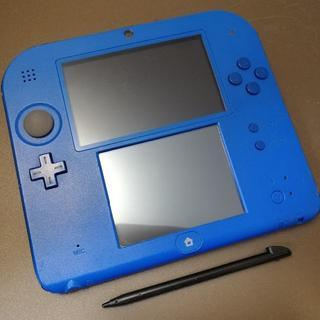 ニンテンドー3DS - 安心の整備済み!◆ニンテンドー 2DS◆ブルー◆71