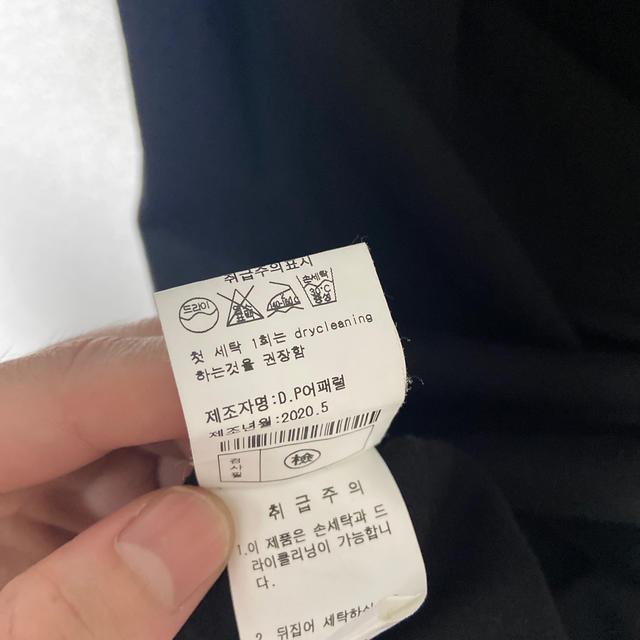 最終値下げ dude9 オーバーサイズTシャツ メンズのトップス(Tシャツ/カットソー(半袖/袖なし))の商品写真