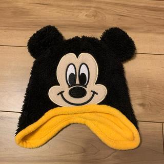 Disney - ミッキー 帽子 子供用 48-50cm