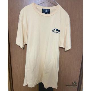 カンゴール(KANGOL)の牛沢 KANGOL REWARD コラボ Tシャツ(Tシャツ(半袖/袖なし))