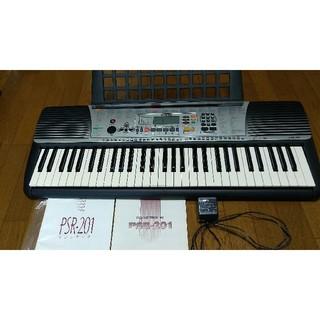 ヤマハ(ヤマハ)のヤマハ PSR-201 電子ピアノ キーボード YAMAHA PORTATONE(電子ピアノ)