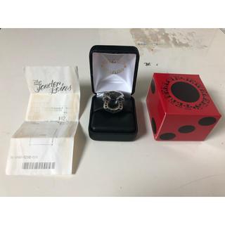 テンダーロイン(TENDERLOIN)のテンダーロイン ホースシューリング チックサイズ(リング(指輪))
