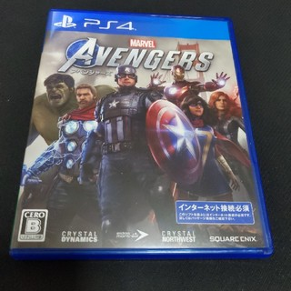 PlayStation4 - Marvel's Avengers(アベンジャーズ) PS4