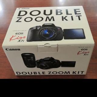 Canon - Canon EOS KISS X7i EOS KISS X7I Wズームキット
