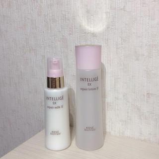 コーセー(KOSE)のアンテリージェEX 化粧水、乳液セット(化粧水/ローション)