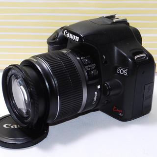 Canon - ⭐️ たくさん思い出を作ろう⭐️Canon kiss x3 レンズキット