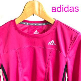 adidas - 【adidas】ランニングシャツ