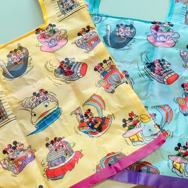 Disney(ディズニー)のMayumi様専用【新品未使用】ディズニー カプセルトイ エコバッグ 3セット エンタメ/ホビーのおもちゃ/ぬいぐるみ(キャラクターグッズ)の商品写真