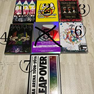AAA - AAA Live DVD