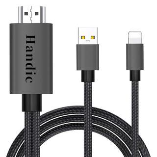 LightningHDMI iphoneHDMI変換ケーブル