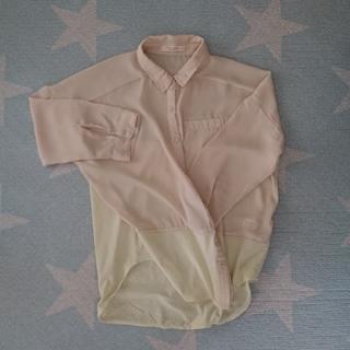 ショコラフィネローブ(chocol raffine robe)のchocol raffine robe オフホワイト シャツ レディース フリー(シャツ/ブラウス(長袖/七分))